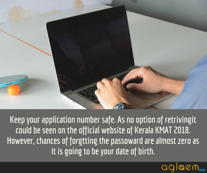 Kerala KMAT 2018 Admit Card