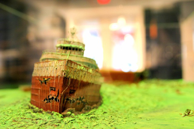 Edmund Fitzgerald   A diagram of the wreck of the Edmund Fit…   Flickr