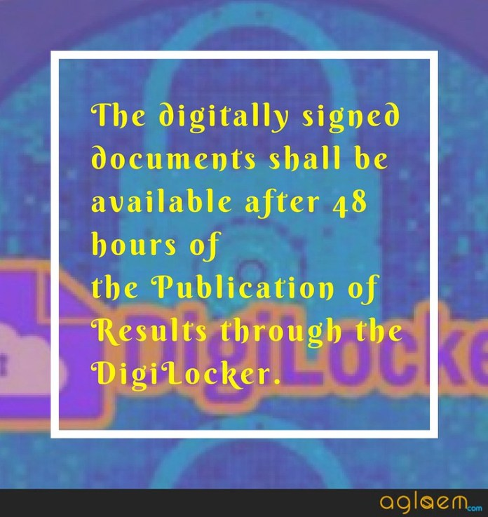 ICSE 10th and ISC 12th Result 2018 through Digilocker