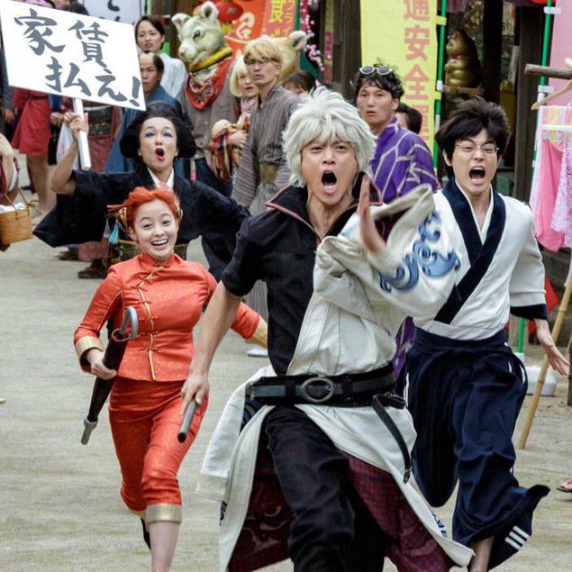 180629 -「柳楽優彌」一人飾二角,「登勢」大喊不要跑!電影《銀魂2 規則就是讓人家來違反的》臺灣8/24首映 ...