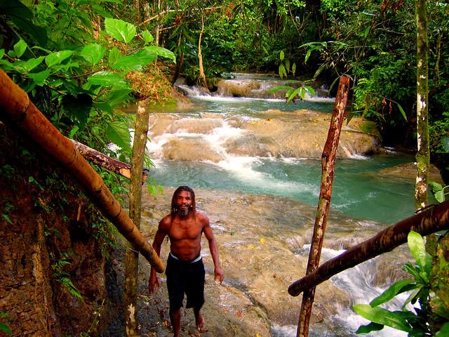 Memories of mini-cascades & swimming holes...