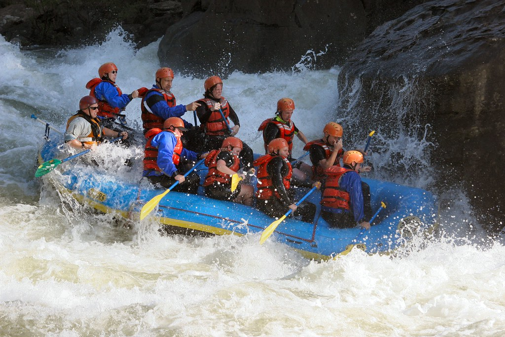 20060917 Upper Gauley River WV  White Water Rafting 08