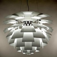 Artichoke Lamp (1958)   Designed by Poul Henningsen and ...