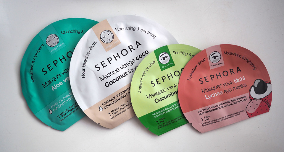 sephora face eye masks