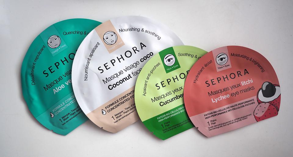 sephora face eye masks
