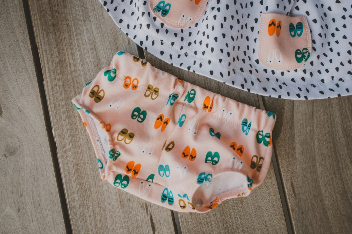 Tea Party Bloomers