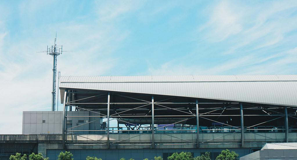 _MG_9800   桃園捷運機場線 新北產業園區站 Taoyuan Airport MRT New Taipei In…   Flickr