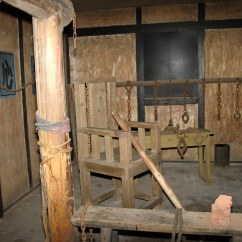 Biz Chair Com X Back Chairs Torture Cell - Zhazidong Prison | The Tiger Is A Type … Flickr