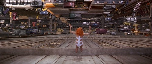 All White Cars Wallpaper The Fifth Element S New York City The Fifth Element Is