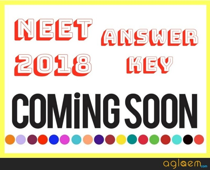 NEET 2018 Answer Key Code II with Paper and Solutions
