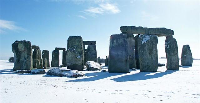All White Iphone Wallpaper Stonehenge In The Snow Please Do Not Use This Image