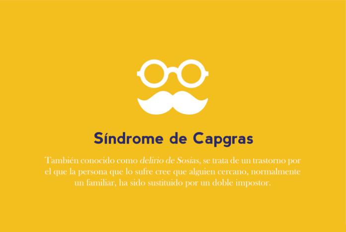 marzo: Síndrome de Capgras