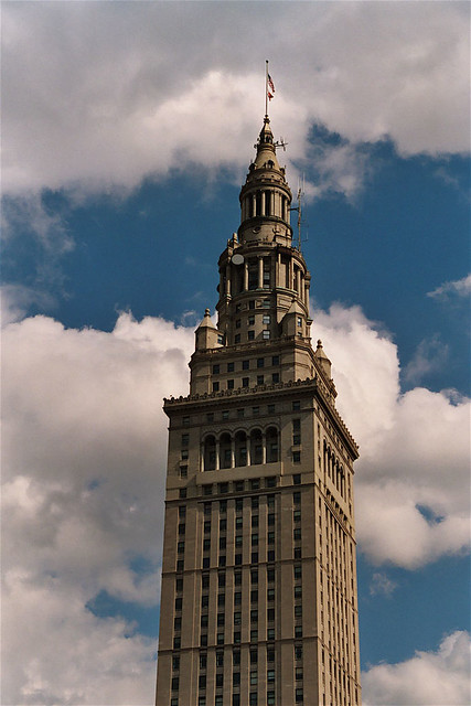 Terminal Tower Cleveland Ohio  The Terminal Tower is a