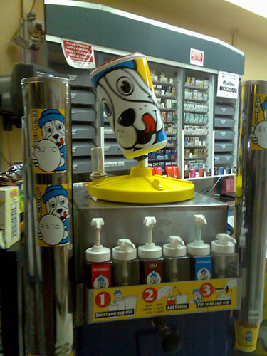 slush puppie machine  Billy Lee  Flickr