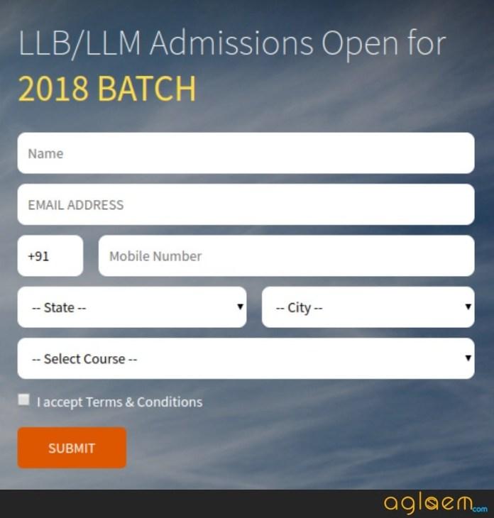 ULSAT 2019 Application Form
