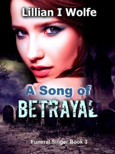 Book Cover for A Song of Betrayal