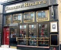 Storefront Garrett Ripley's   Storefront of Garrett Ripley ...