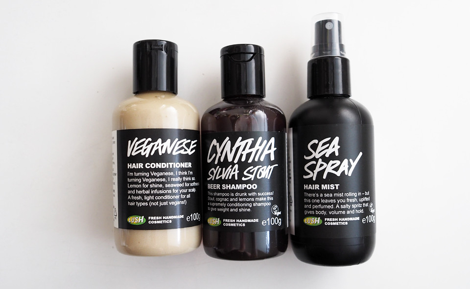 lush veganese cynthia sylvia stout sea spray