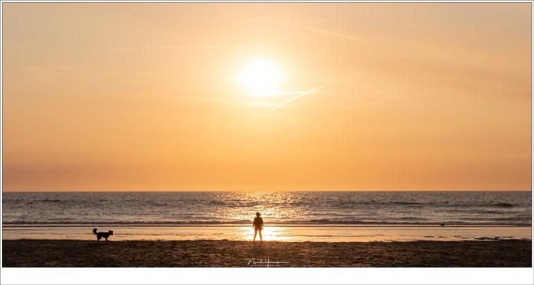 Zonsondergang bij Katwijk aan Zee (90mm   ISO50   f/8   1/400)