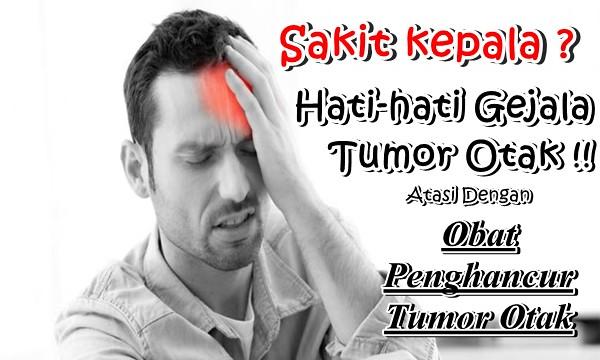 Obat Penghancur Tumor Otak