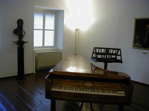 Beethovens Home Pasqualati House Vienna Austria