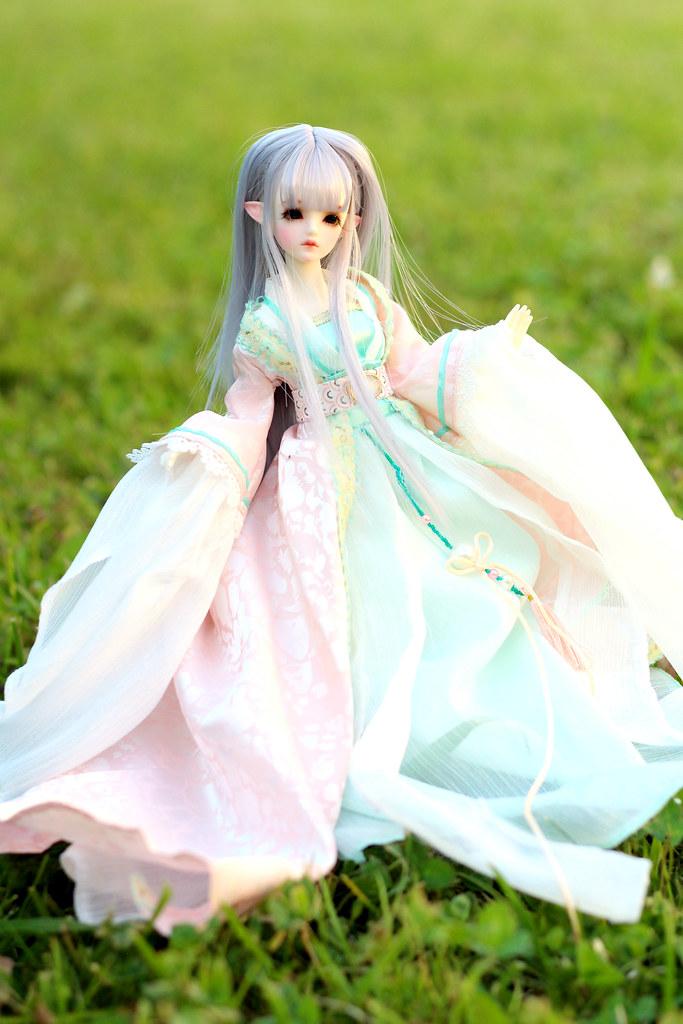 Elf Goddess  Ninas Doll MAKEUP COMMISSION CLOSED  Flickr