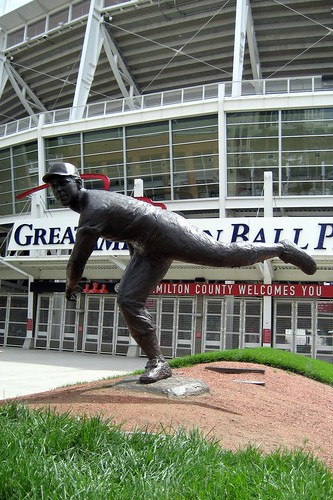 Cincinnati Great American Ball Park Crosley Terrace J Flickr