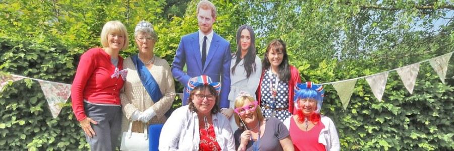 Celebrating a Royal Wedding