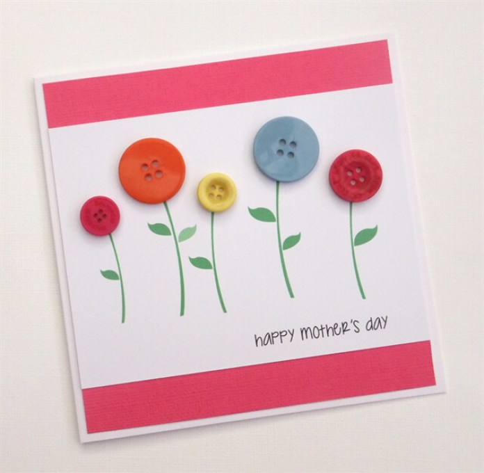 mothers day cards to make in school