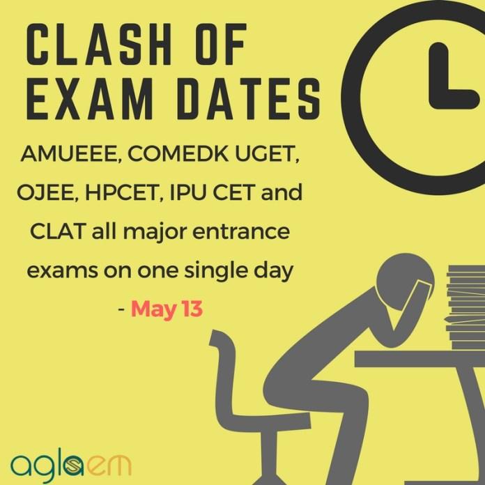 Entrance Exams 2018