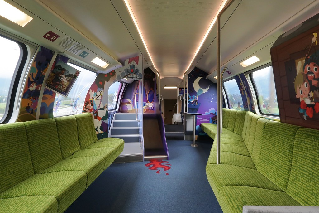 SBB FVDosto IC200 by Bombardier  The family car with the