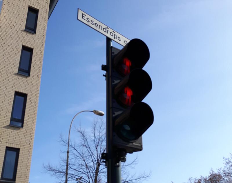 oslo traffic light