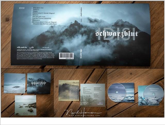 Het album IDISI van Schwarzblut