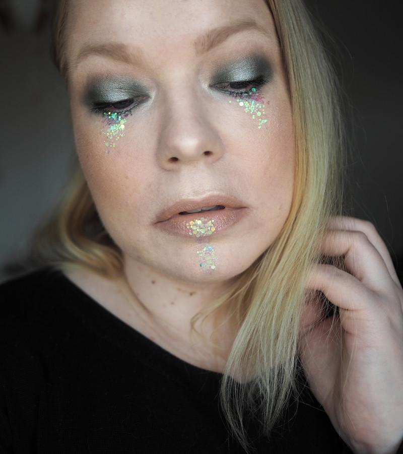 glitter makeup nyx glitternisti