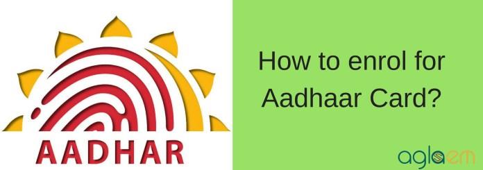 Aadhaar Card for JEE 2019