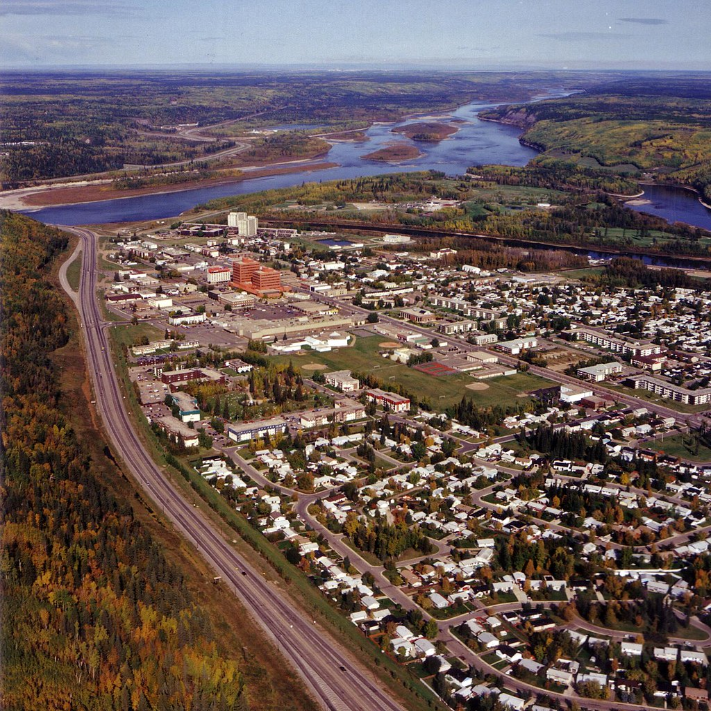 Fort Mcmurray And The Oil Sands