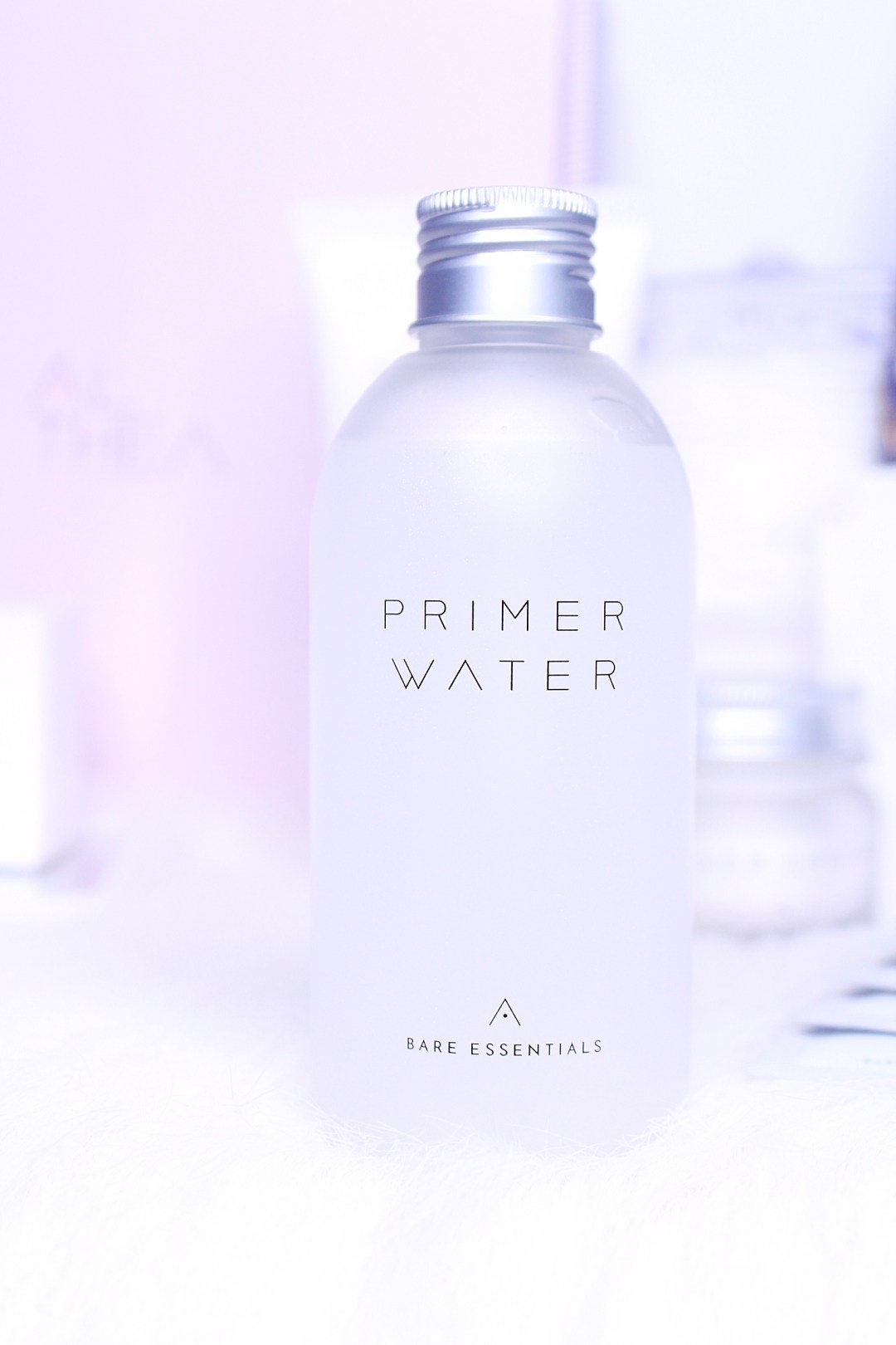Althea Bare Essentials PRIMER WATER