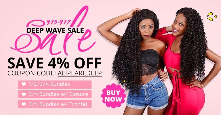 Ali Pearl Hair Deep Wave Hair