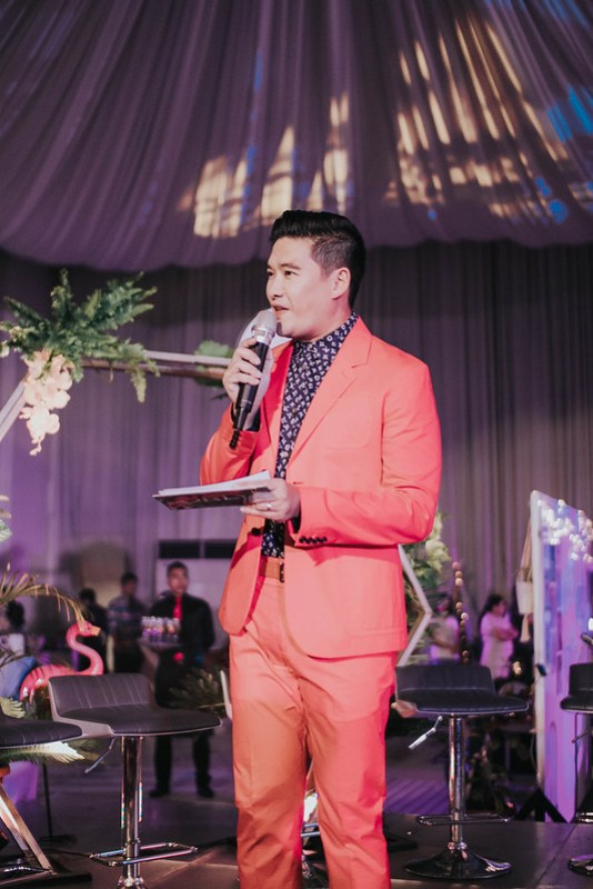 Tim Yap at ORLY Grand Launch