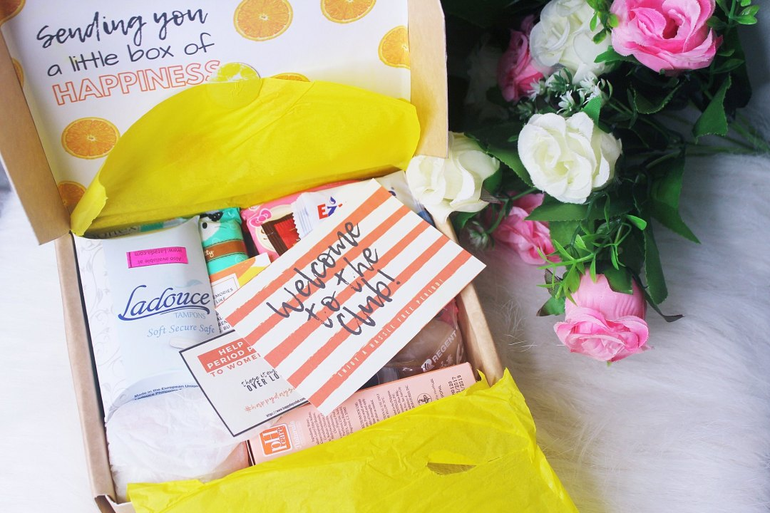 Inside My Happy Days Club August Box