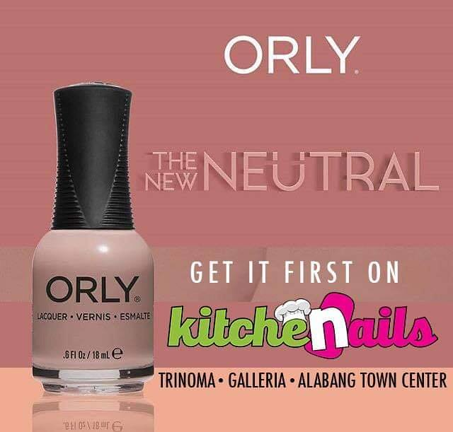 ORLY THE NEW NEUTRAL AT KITCHENAILS