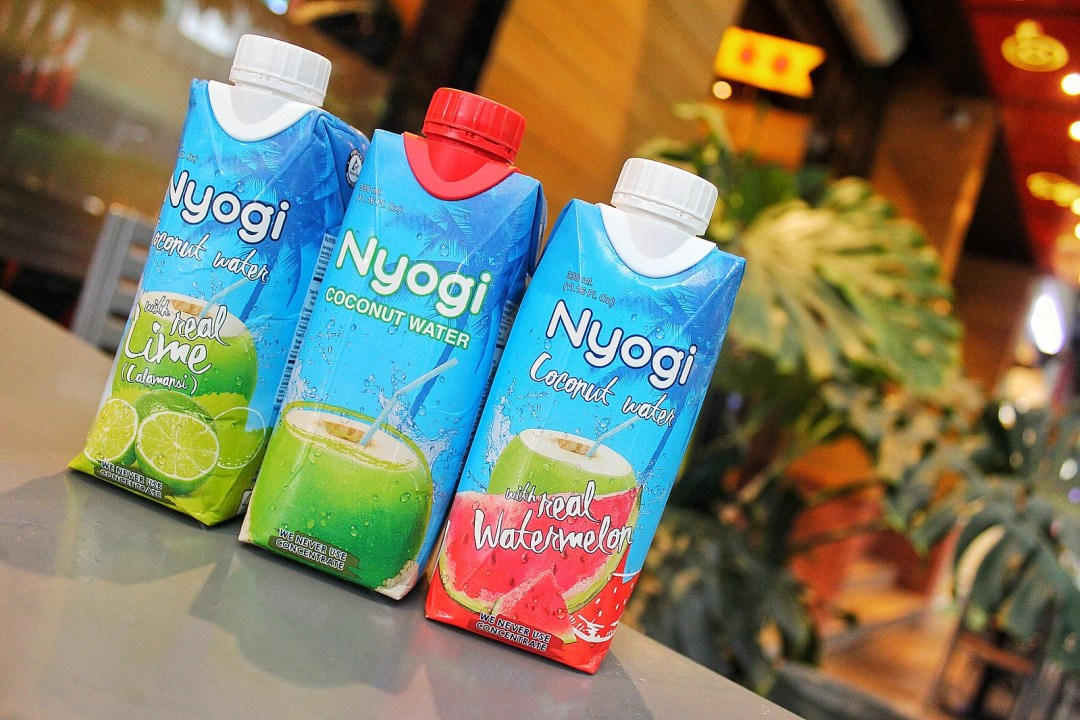 Nyogi Pure Coco Water