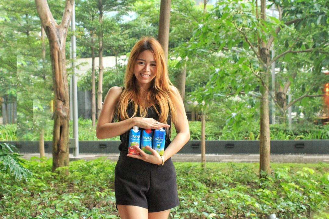 Nyogi Coconut Water | Ayeshaheart.com
