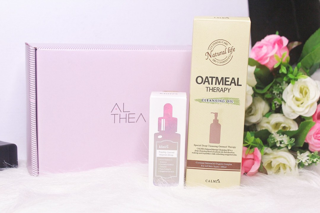 Althea Korea Haul Free 30USD Angel Reward Points
