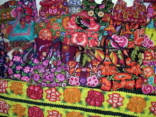 Oaxaca colours