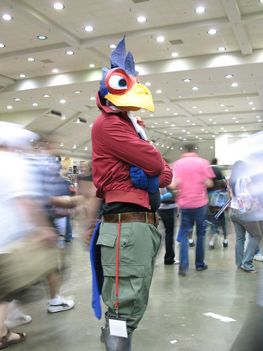 Falco Lombardi Cosplay  unknown I love this photo I thin  Flickr