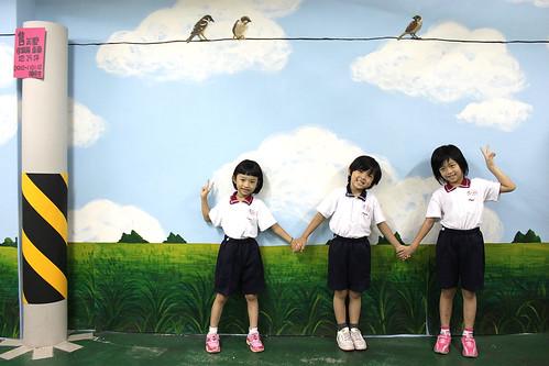美勞教室 情境彩繪 許維真老師_3   頭家國民小學 Tuojia Elementary School   Flickr