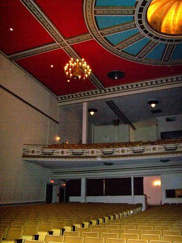 Forum Theatre Binghamton Ny Interior Originally