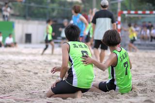 2010全民運動會-沙灘手球女子組 | 「全民運動會」是以非亞、奧運所舉辦競賽種類為主。目的在於提倡全民運動 ...