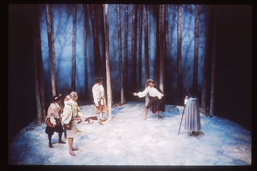 As You Like It  Forest of Arden Protecting Adam  Flickr